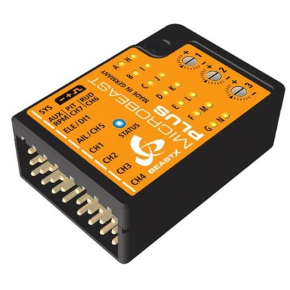 Align BeastX MicroBeast Plus Flybarless System HEGBP301T