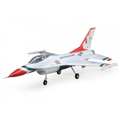 E-Flite F-16 Thunderbirds 70mm EDF PNP EFL7875