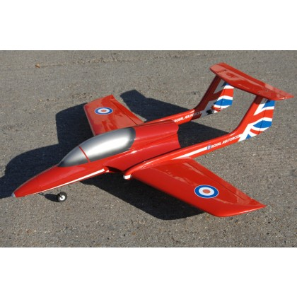JSM Mini Xcalibur Jet (Red Package) A-JSM003/R