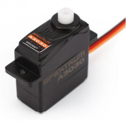 A3030 Sub-Micro Digital High-Torque Aircraft Servo from Spektrum SPMSA3030