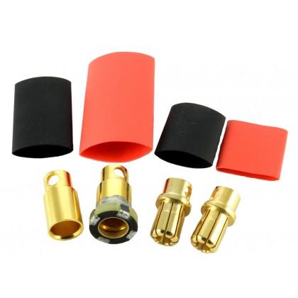Jeti ASC 8mm (Anti-Spark Connector Set 8mm) JMS-ASC8