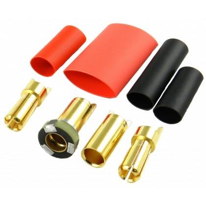 Jeti ASC 5.5mm (Anti-Spark Connector Set 5.5mm) JMS-ASC5