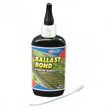 Deluxe Materials Ballast Bond Liquid Adhesive 100ml AD75 S-SE75 5060243901460