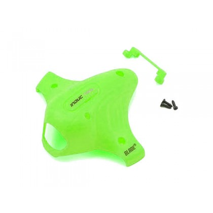 Inductrix FPV Canopy upgrade option in Green BLH8504GR