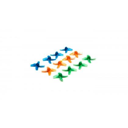 Inductrix Optional Colour Prop Set Blue, Orange & Green BLH8507