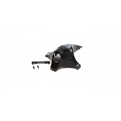 Blade Canopy Black: Inductrix FPV Plus BLH9604BK