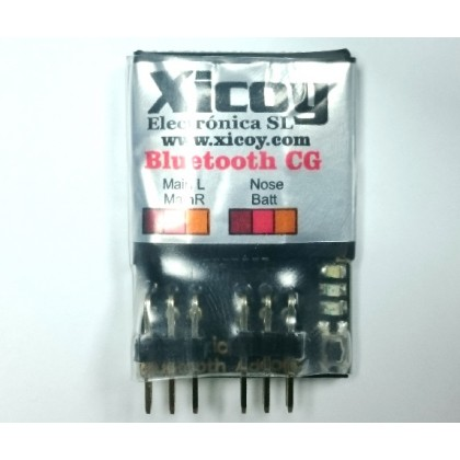 Bluetooth Module for Xicoy COG Meter / Scales (BT-CG)
