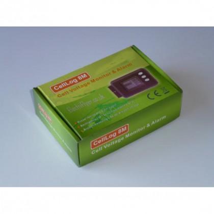 CellLog 8M - Cell Monitor & Alarm
