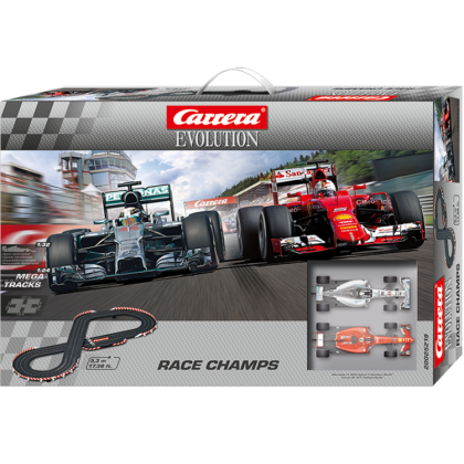 Carrera Evolution 1/32 Scale Race Champs CA25219