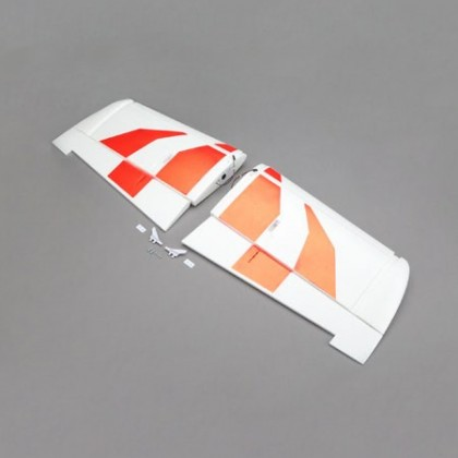 E-Flite ParkZone Wing Set with LED's: NIGHT Visionaire BNF Basic EFL7120