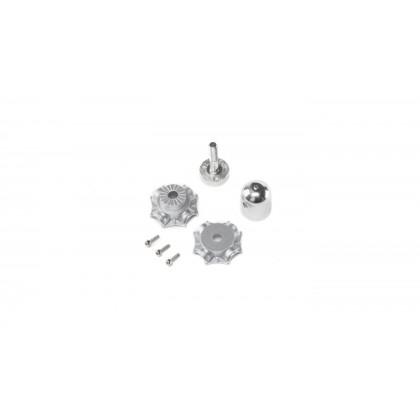 E-Flite Prop Adapt w/Al. spinner/plastic hub: P-47 1.2m EFL8457