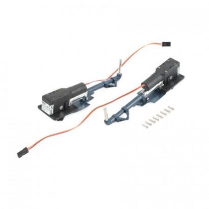 E-Flite 90 Deg Rotating Retract Pair: F4U-4 1.2M EFLG1590R
