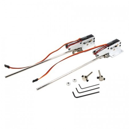 E-Flite 25-46 100-Degree Rotating Electric Retracts EFLG320