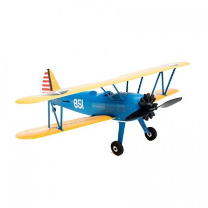 E-Flite UMX PT-17 With AS3X BNF EFLU3080