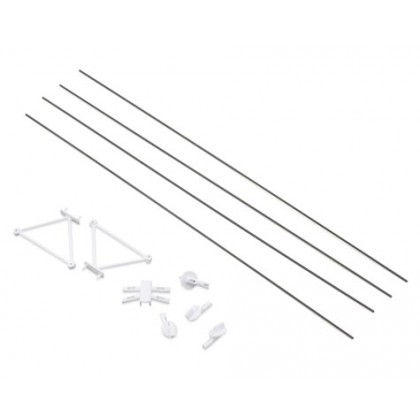 E-Flite Pushrod/Wing Brace set: Yak 3D EFLU3557
