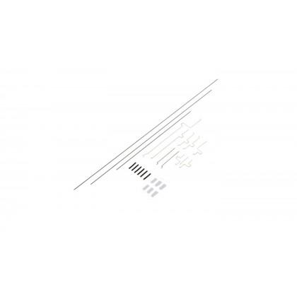 E-Flite Pushrod set: UMX A-10 BL EFLU3708