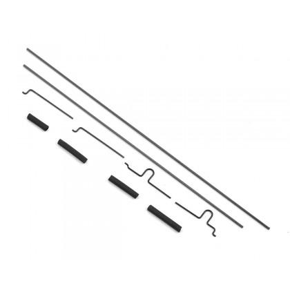 E-Flite Pushrod Set: UMX Vapor Lite HP EFLU6808