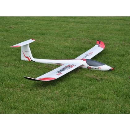 Excalibur 2500 PNP Glider (No TX,RX BATT or CHG)