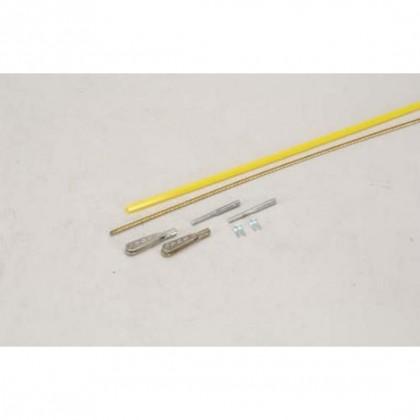 """Sullivan 2mm Gold-N-Cable Set - 36"""" / 914mm SLN578 746420005781"""