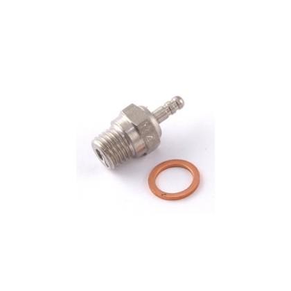 Fastrax Platinum Glow Plug No. 5 Medium FAST670-5