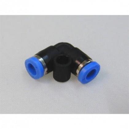 3mm Festo 90 Degree Push Connector QSL-3