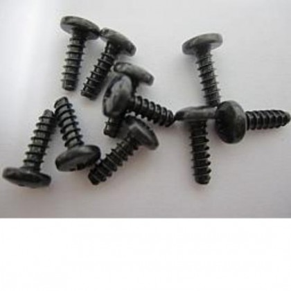 Futaba Futaba Servo Horn Screws (2.6x8) (Pk10) EBS0312