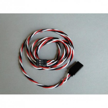 Futaba Extension Lead (Silicone) 1000mm  P-LGL-FTX1000S