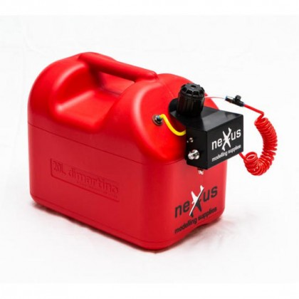 Nexus Fuel Caddy 20 Litre Electric Version