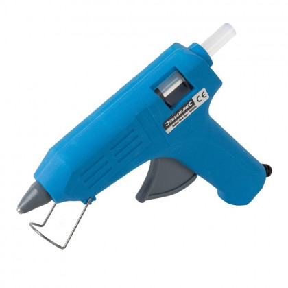 Silverline Glue Gun MINI 100012