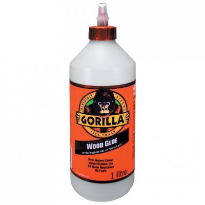 Gorilla Wood Glue 1 Ltr
