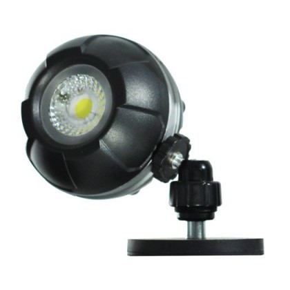 EYE-LIGHT PRO 10 Watt LED CORDLESS FLOODLIGHT with MAG BASE From GLOFORCE GLFEMF66