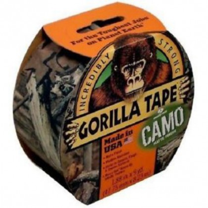 Gorilla Tape Camo Matt Finish 47.8mm x 8.2m