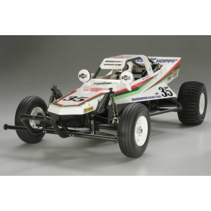 Tamiya 1/10 The Grasshopper 2005 2WD 58346 - Package Deal