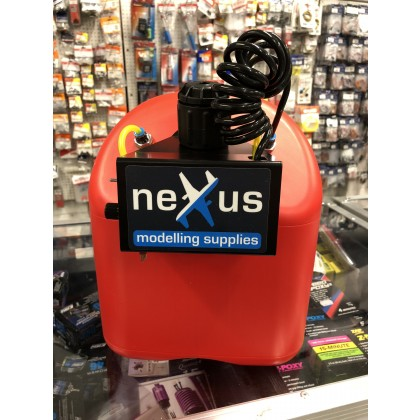 The Nexus Fuel Caddy 20 Litre Deluxe Electric Version