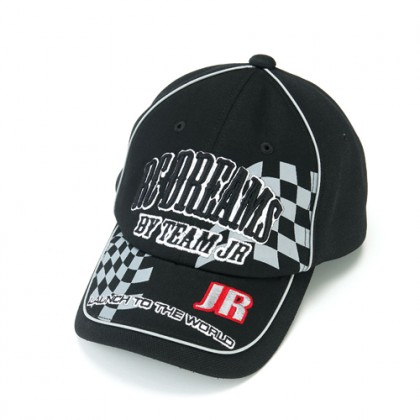 JR Sport Cap - RC Dreams (Black)