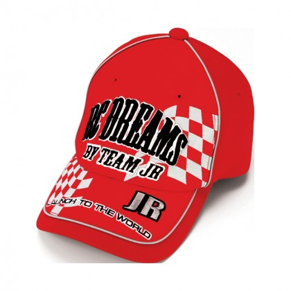 JR Sport Cap - RC Dreams (Red)