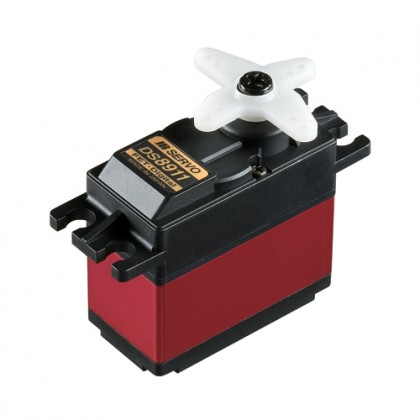 JR Propo DS8911 Digital Servo With Heatsink 25Kg