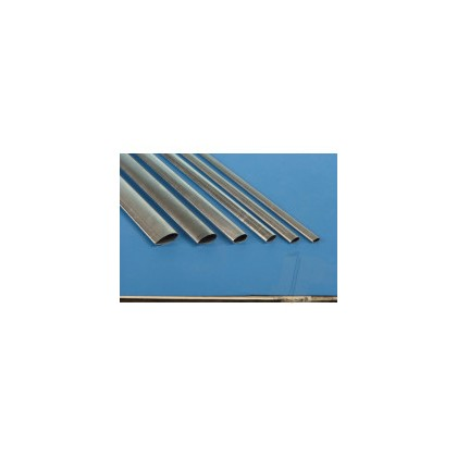K&S 1/4 Streamline Aluminium Tube 35in 1100