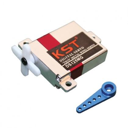KST DS125MG MkII Digital Servo (Steel Gear Version)