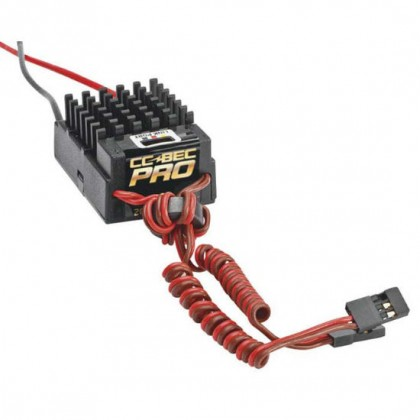 Castle Creations CC Bec Pro 20A 12S Switching Regulator 010-0004-01 899598001717