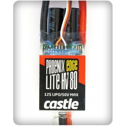 Castle Creations Phoenix Edge Lite 80 HV ESC 010-0118-00