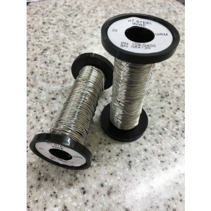 Stainless Steel Safety Lock Wire 0.75mm