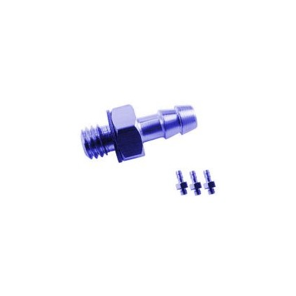 Intairco M5 Barbed fittings for 6mm od Tube for Mega & HP Filters plus Mini Trap