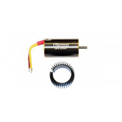 MOTOR TYPHOON HET 2W-30 28mm 2200Kv