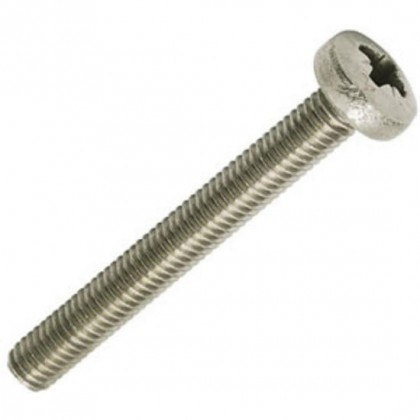 M1.6 x 8mm  Panhead Pozi Screws m1.6x8panpozi