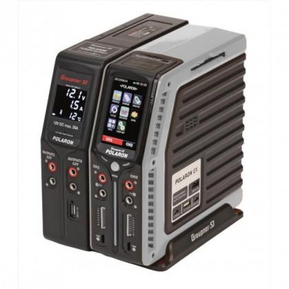 Graupner Polaron Ex Combo Charger/Power Supply (Silver) O-2001 8809370396308