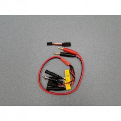Charge Lead : 4mm~Glow Lead: 4mm-Glow, Rx, Fut/JR Tx O-LGL-CLMIC