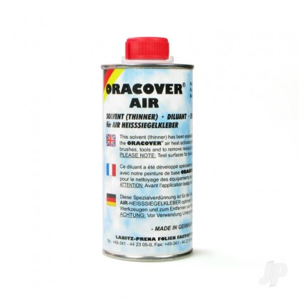 Oracover Thinners (For 0961) (0962) 250ml 5524788