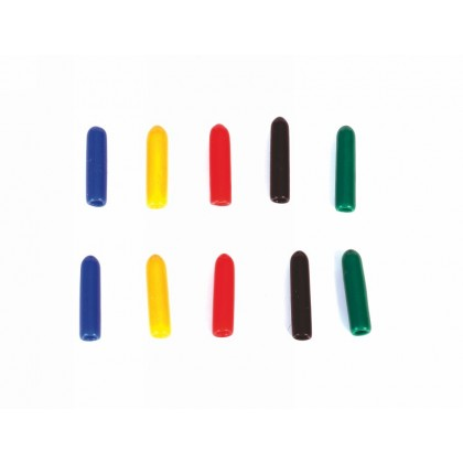 Decorative Switch Caps Multi-Coloured Long (10 pcs) 33001.52