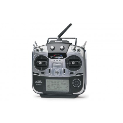 Futaba T14SG - 14 Channel 2.4GHz Radio Transmitter & R7008SB Receiver (Mode 1)